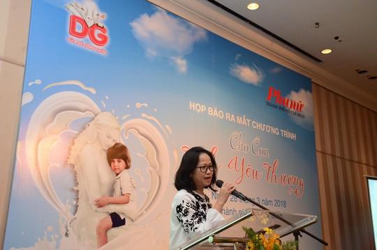 Tổ chức chuỗi sự kiện mang tên Cho con tình yêu thương - Ảnh 2.