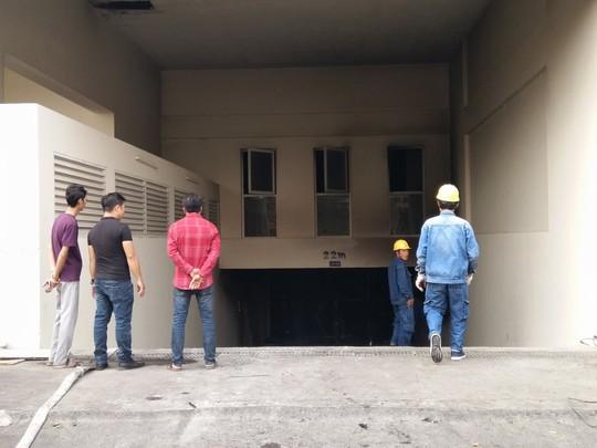 Cháy chung cư Carina: Tạm đình chỉ Phó Trưởng Phòng Cảnh sát PCCC quận 8 - Ảnh 2.