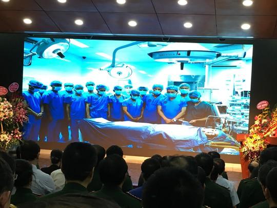 Người hiến tạng cứu 6 người bệnh là 1 thiếu tá quân đội - Ảnh 1.