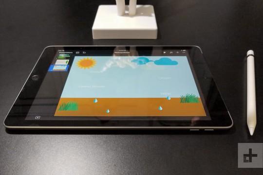 Apple nâng cấp iPad, giá rẻ hỗ trợ bút cảm ứng - Ảnh 1.