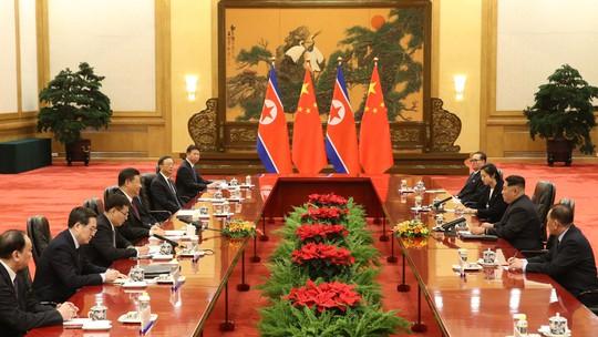 Trung Quốc xác nhận ông Kim Jong-un tới thăm, gặp Chủ tịch Tập Cận Bình - Ảnh 7.