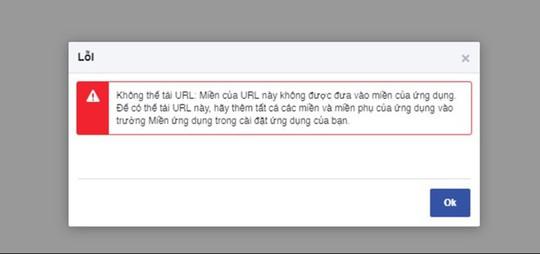 Facebook đóng API các app ở Việt Nam, giới kinh doanh online náo loạn - Ảnh 2.