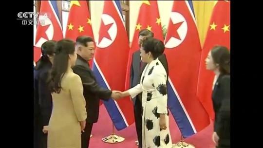 Trung Quốc xác nhận ông Kim Jong-un tới thăm, gặp Chủ tịch Tập Cận Bình - Ảnh 4.