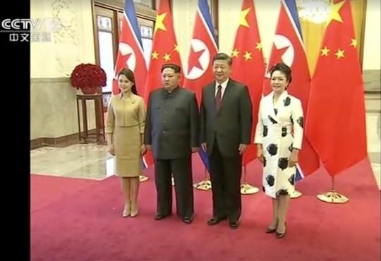 Trung Quốc xác nhận ông Kim Jong-un tới thăm, gặp Chủ tịch Tập Cận Bình - Ảnh 5.