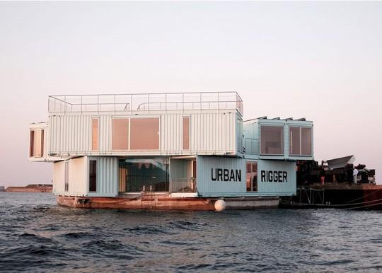 10 thiết kế nhà container độc đáo trên thế giới - Ảnh 13.