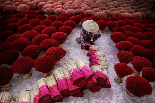 Bốn bức ảnh Việt Nam vào top đẹp nhất thế giới - Ảnh 1.