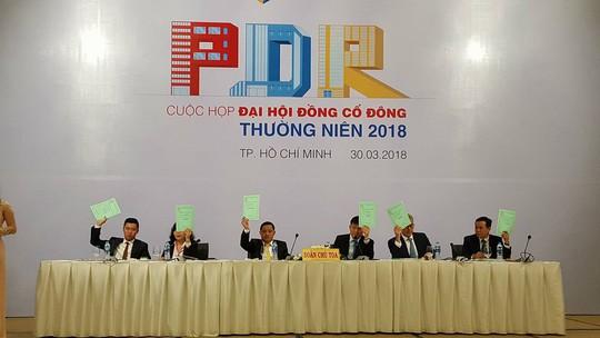 Phát Đạt đặt mục tiêu doanh thu 2.000 tỷ đồng trong năm 2018 - Ảnh 1.