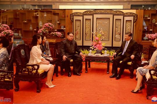 Triều Tiên xem Trung Quốc là quân bài trong tay áo - Ảnh 1.