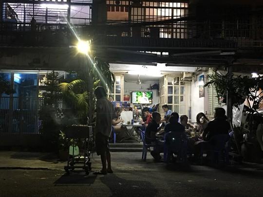 Ốc chảnh Sài Gòn - Ảnh 1.