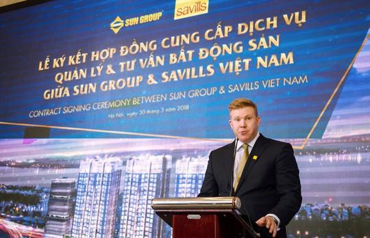 Sun Group và Savills Việt Nam hợp tác quản lý tổ hợp Sun Grand City Ancora Residence - Ảnh 3.