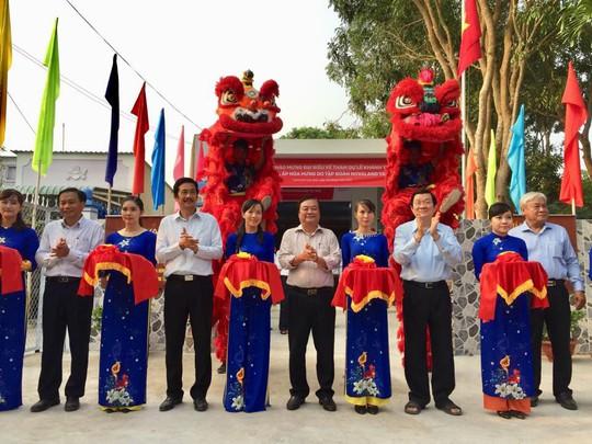Khánh thành 7 cây cầu dân sinh mới tại Đồng Tháp - Ảnh 3.