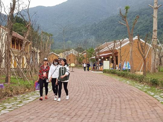 Ngôi làng cổ giữa non thiêng Yên Tử - ảnh 1