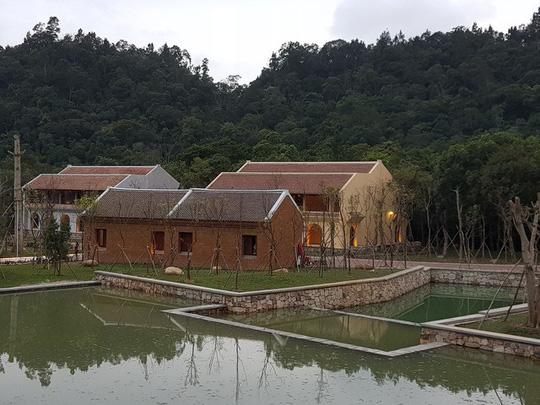 Ngôi làng cổ giữa non thiêng Yên Tử - ảnh 2