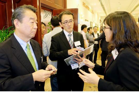 DN Nhật quan tâm các dự án phát triển đô thị TP HCM - Ảnh 1.