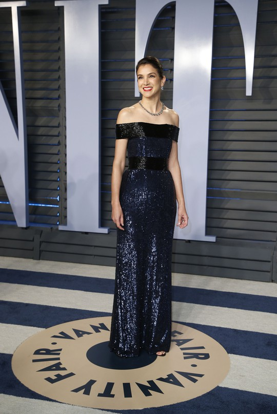 Dàn người đẹp khoe vòng một tại tiệc hậu Oscar - Ảnh 22.