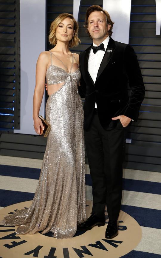 Dàn người đẹp khoe vòng một tại tiệc hậu Oscar - Ảnh 11.