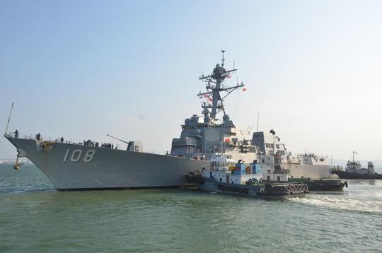Thông điệp Mỹ gửi Trung Quốc qua tàu sân bay USS Carl Vinson - Ảnh 2.
