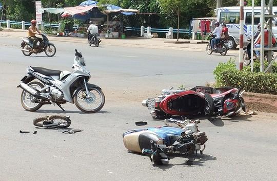 Tai nạn giao thông trên đường được xem là tai nạn lao động? - Ảnh 1.