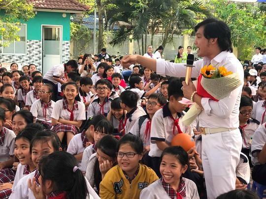 NSƯT Kim Tiểu Long đưa vọng cổ vào học đường - Ảnh 3.