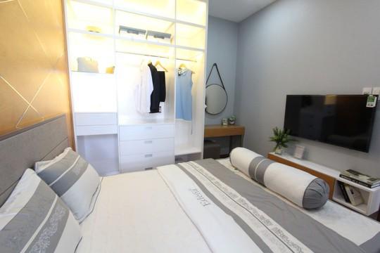 Mãn nhãn với thiết kế nội thất ở căn hộ 600 triệu - Ảnh 6.