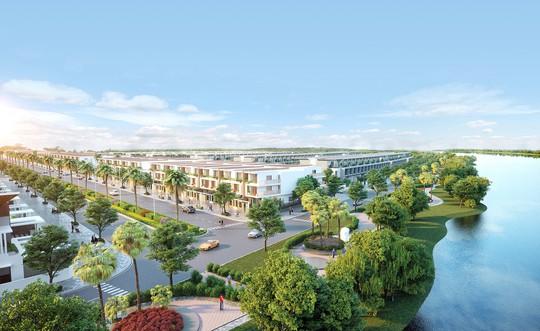 Khan hiếm hàng, đất nền, nhà phố Tây Bắc TP HCM liên tục tăng giá - Ảnh 3.