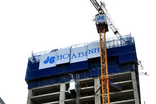 Xây dựng Hoà Bình trúng 5 gói thầu hơn 1.400 tỉ đồng - Ảnh 1.