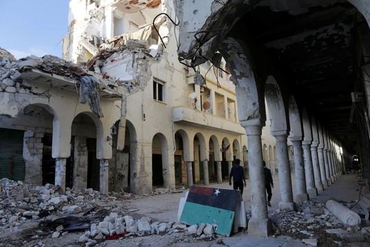 10 tỉ euro tài sản của Libya biến mất bí ẩn - Ảnh 1.