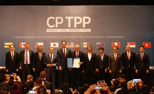 11 nước ký kết CPTPP - hiệp định thay thế TPP - Ảnh 1.
