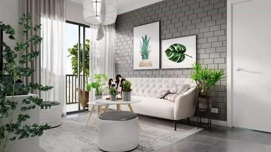 Thiết kế phòng khách đơn giản mà đẹp cho năm 2018 - Ảnh 3.