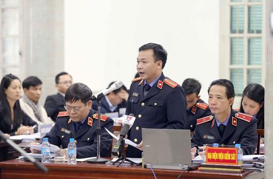 Ông Đinh La Thăng bị đề nghị 14-15 năm tù - Ảnh 1.