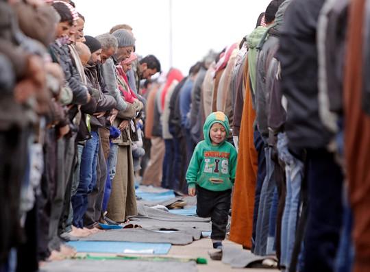 Quân chính phủ Syria tuyên bố giải phóng Đông Ghouta - Ảnh 1.