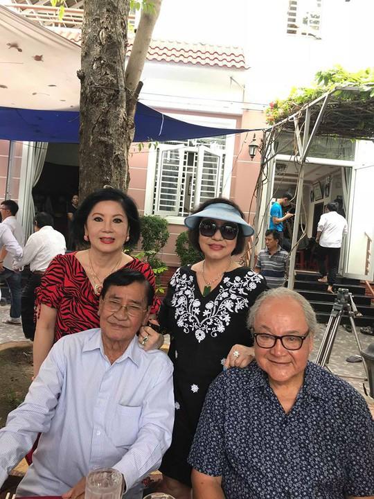 Minh Vương ca bên cầu dệt lụa tưởng nhớ Thanh Sang trong ngày giỗ đầu - Ảnh 5.