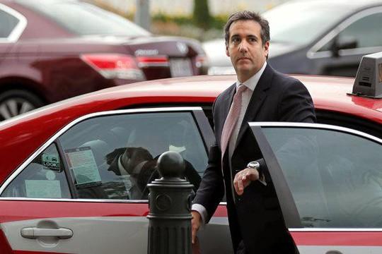 FBI lục soát văn phòng luật sư của Tổng thống Trump - Ảnh 1.