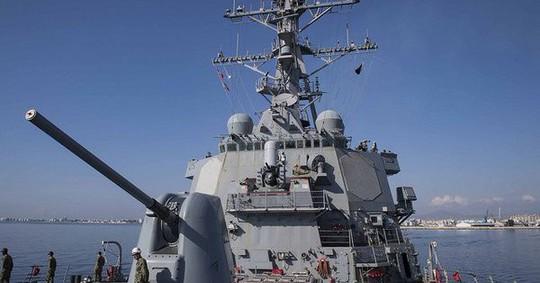 Mỹ, Nga dàn trận ở Syria - Ảnh 1.