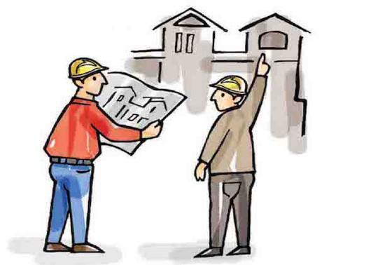 Muốn xây nhà vượt quá diện tích đất thổ cư phải làm sao? - Ảnh 1.
