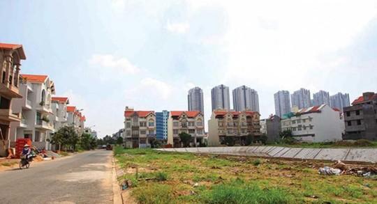 Đầu tư nhà đất có dễ dàng kiếm lãi? - Ảnh 1.