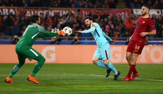 AS Roma gây địa chấn, đánh bại Barca trên đất Ý - Ảnh 1.