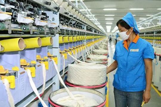 Xuất khẩu dệt may vướng rào cản về môi trường - Ảnh 1.