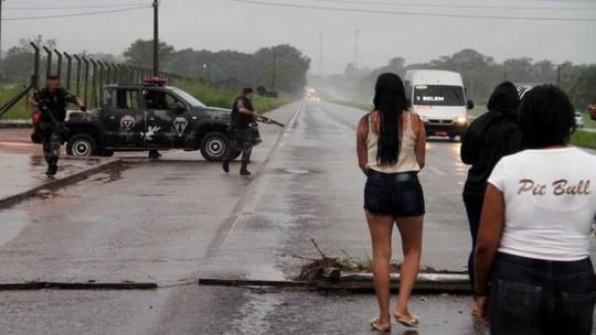 Brazil: Cướp ngục táo tợn, 20 người chết - Ảnh 1.