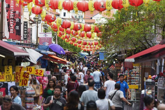 8 khu phố nên khám phá ở Singapore - Ảnh 1.