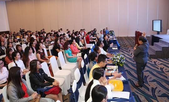 250 giáo viên chia sẻ giải pháp nâng cao hiệu quả dạy tiếng Anh - Ảnh 1.