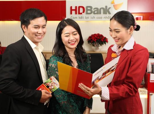 HDBank dự kiến chia cổ tức tới 35% - Ảnh 2.