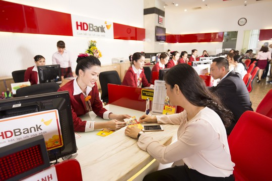 HDBank dự kiến chia cổ tức tới 35% - Ảnh 1.