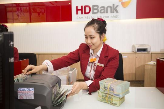Lợi nhuận HDBank đạt 1.045 tỉ đồng trong quý I-2018 - Ảnh 1.