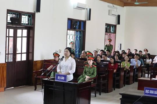 Trần Thị Xuân lĩnh 9 năm tù về hành vi hoạt động lật đổ chính quyền - Ảnh 1.
