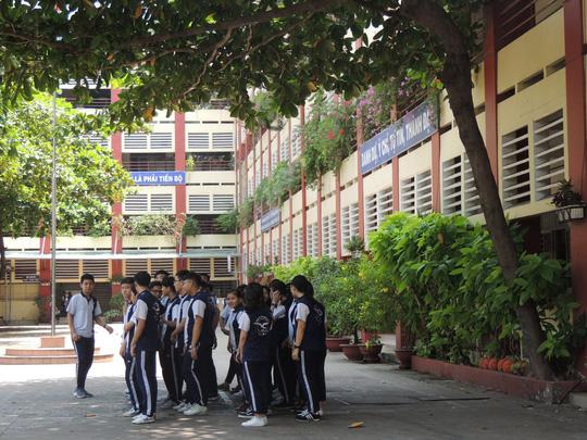 Sau vụ học sinh tự tử: Tăng cường giám sát hoạt động trường tư thục - Ảnh 1.