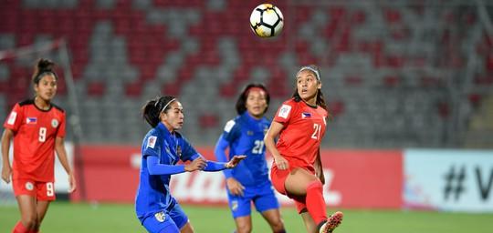 Thái Lan lần thứ hai giành vé dự World Cup bóng đá nữ - Ảnh 2.