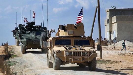 Toàn cảnh hiện diện quân sự của Mỹ ở Syria - Ảnh 1.