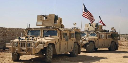 Toàn cảnh hiện diện quân sự của Mỹ ở Syria - Ảnh 3.