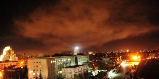 (Video) - Mỹ và đồng minh dội tên lửa vào Syria - Ảnh 10.